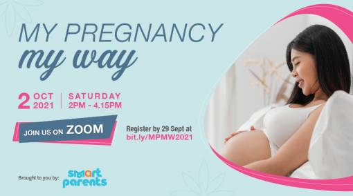 My Pregnancy My Way (Oct 2021) - Past Event