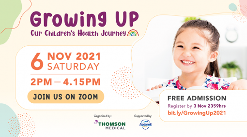 Growing Up: Our Children's Health Journey 2021
