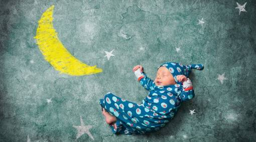 Help baby sleep by separating night from day
