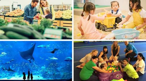 12 fun baby-friendly places to visit in Singapore [Photo Gallery]