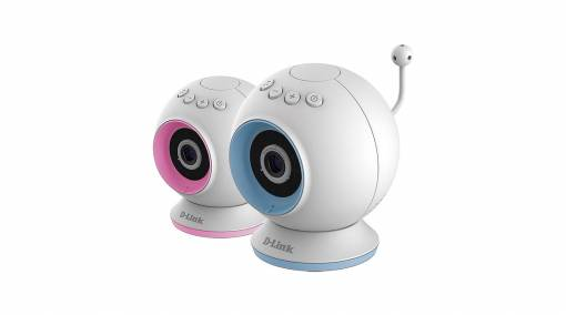 D-Link EyeOn Baby Monitor (DCS-825L)