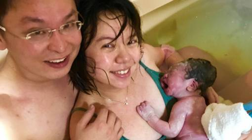 Pregnancy-False-labour-for-3-days-then-a-water-birth-1