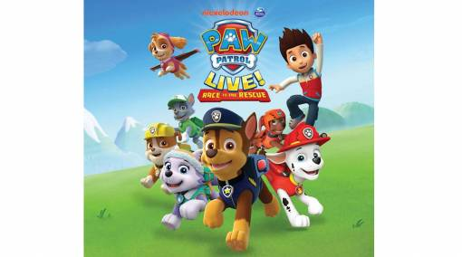 "PAW Patrol Live! ""'Race to the Rescue"""