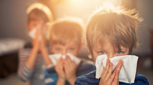 8 contagious illnesses junior may catch in preschool [Infographic]