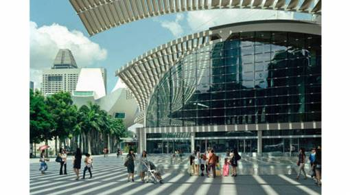 Marina Bay Sands Event Plaza