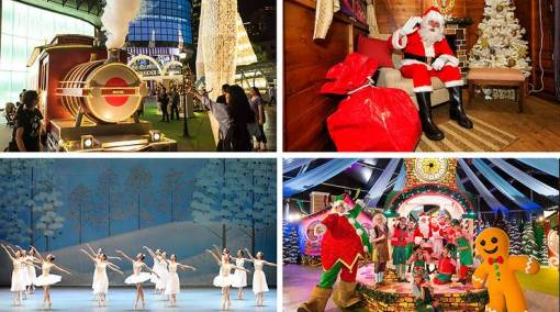 Christmas roundup: 10 things to do with the kids in December