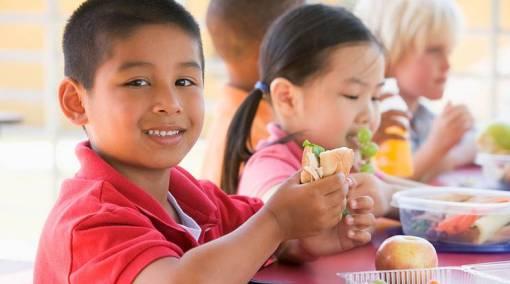 Eat well in school
