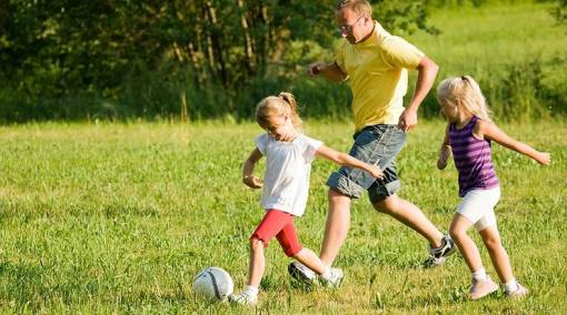 Make fitness fun for your kids