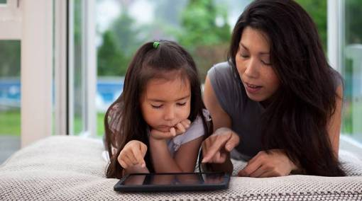 Setting Screen Time Limits For Your Little One
