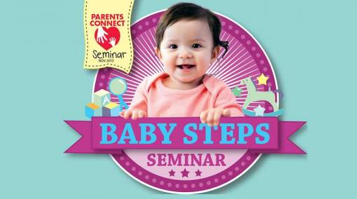 Baby Steps- PAST EVENT