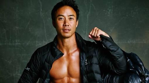 What is Allan Wu's secret to a super bod?
