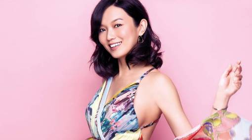 Joanne Peh ready to welcome little 'bao bei'