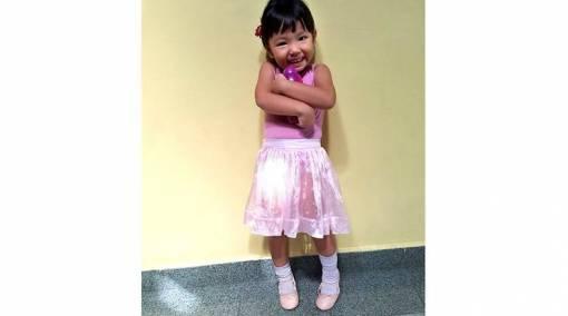 MUM SAYS Helping my kid fulfil her ballet dreams