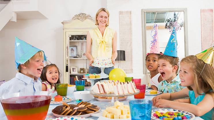14 money-saving kid-party ideas