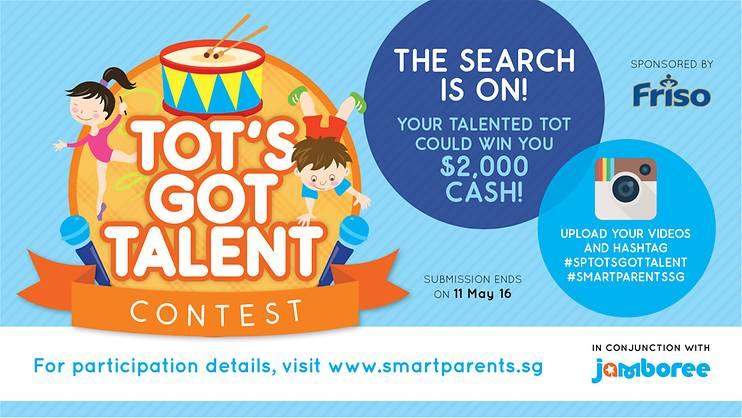 Tot's Got Talent Contest—PAST CONTEST