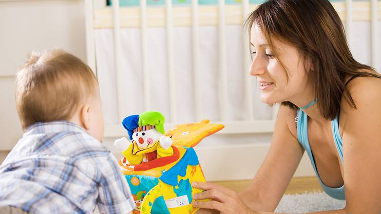 Safety checklist for your tot's toys